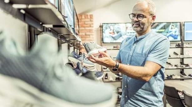 Peter Jørgensen ejer 26 skobutikker i Norden: På tre år har han og partneren hævet 80 mio kr i udbytte
