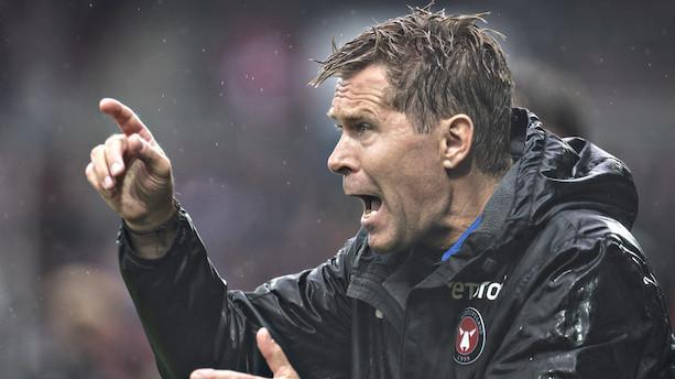 Kenneth Andersen stopper som cheftræner i FCM