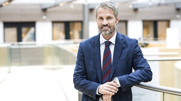 Jakob Gudbrand stopper som topchef i GN Hearing med øjeblikkelig virkning
