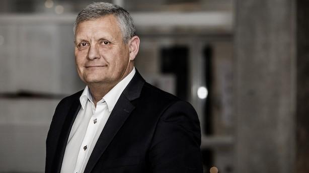Tony Christrup: Jeg bliver i debatten