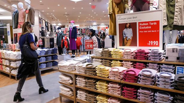 Morgan Stanley: Forbrugernes glæde har toppet - derfor er flere tøjaktier overvurderede