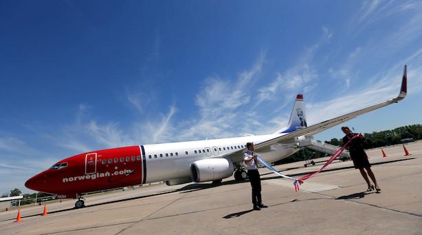 Norwegian sælger argentinsk datterselskab til Jetsmart