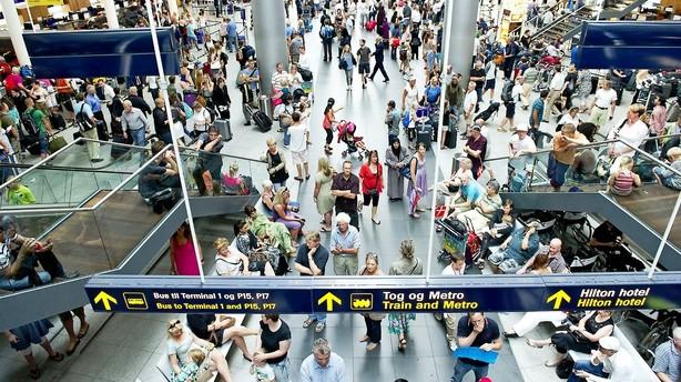 terminal 1 københavns lufthavn