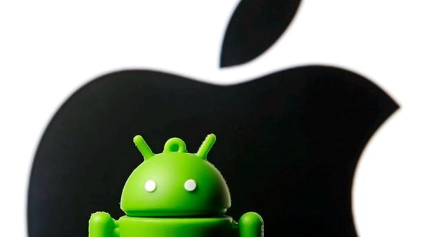 Apple taber patentsager mod Samsung