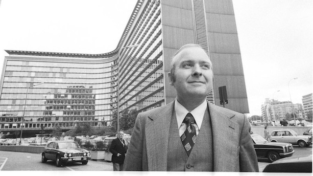 Løkke: Henning Christophersen var en ener hele sit liv