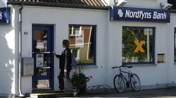 Finanstilsynet giver fire banker påbud efter undersøgelse