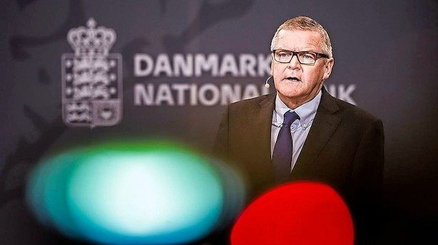 Nationalbanken: Væksten koger  - og holder tempo