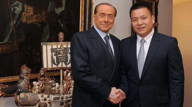Avis: Anklagere undersøger AC Milan-salg til kinesere