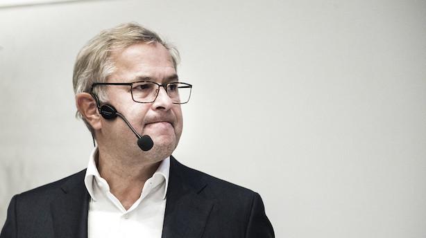 """Mærsk-boss: """"Vi tjener ikke nok penge"""""""