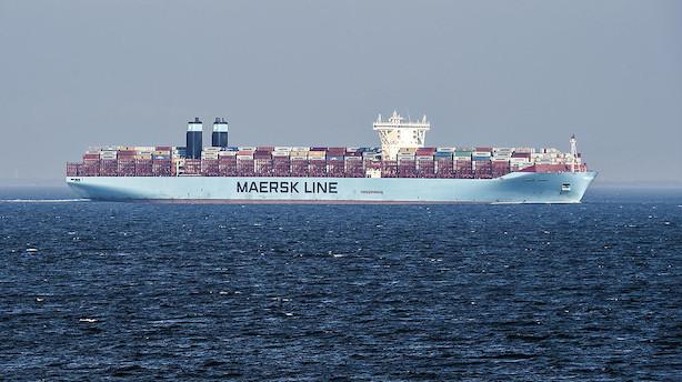 Før kapitalmarkedsdag: Nu bestiller Mærsk og rivaler dusinvis af nye skibe