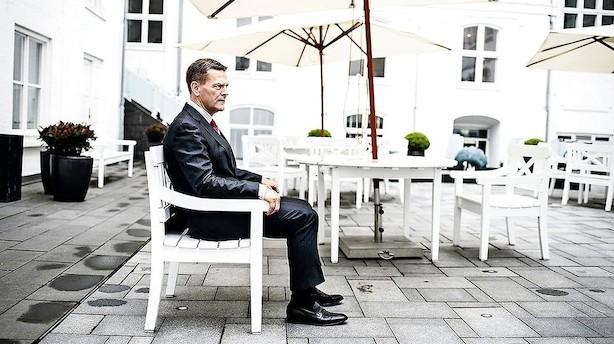 Danske Banks formand: Jeg kan ikke afvise, at det var endt med en fyring