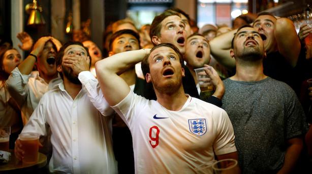 Britiske bettingfirmaer stiger på børsen efter VM-fiasko