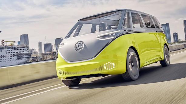 Bilbossen gør klar til fremtidens biler