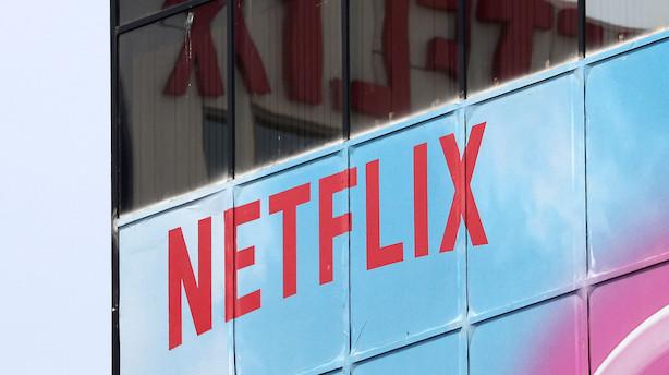 Netflix med dansk stjernestøv krydser salg på 100 milliarder