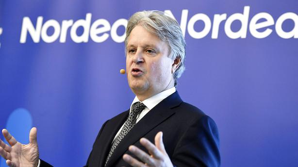 Analytiker efter skuffende Nordea-regnskab: Aktien bør følge konkurrenternes udvikling