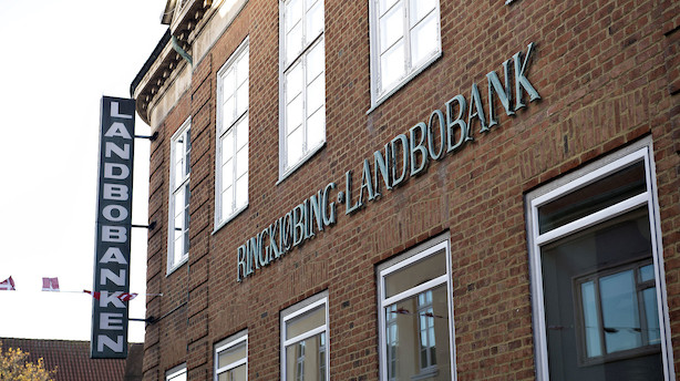 Ringkjøbing Landbobank rammer forventninger