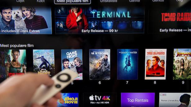 Aktier: Ugestart i minus - Apple faldt trods produktlancering