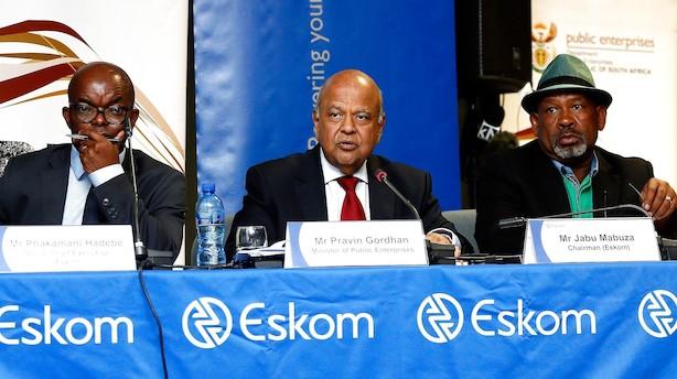 Lokker en gæld på over 200 mia. kr. og en indtjening, der ikke engang dækker rentebetalinger? – så er en af Sydafrikas tungeste poster igen ledig