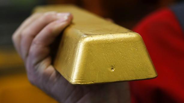 Råvarer: Guldprisen siver efter rentemeldinger fra USA