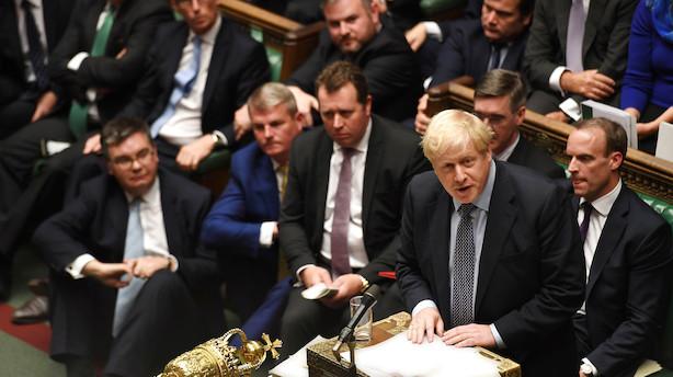 Boris Johnson har sendt to breve – men EU har formentlig ikke travlt med at forlænge brexitfristen