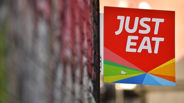 Just Eat havnet  i hollandsk trekantsdrama - nu starter opkøbskrig