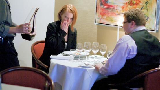 Madanmeldelse af La Cocotte (Glostrup Park Hotel) fra pleasure.borsen.dk