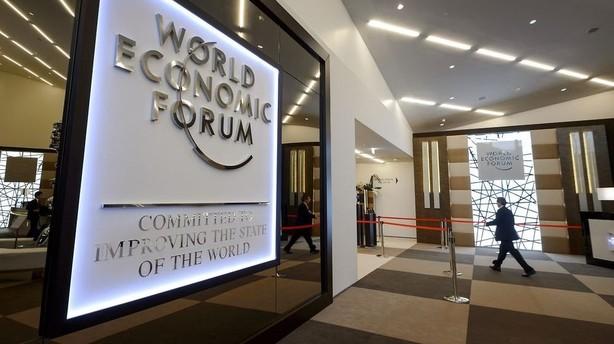 Den stående vittighed i Davos