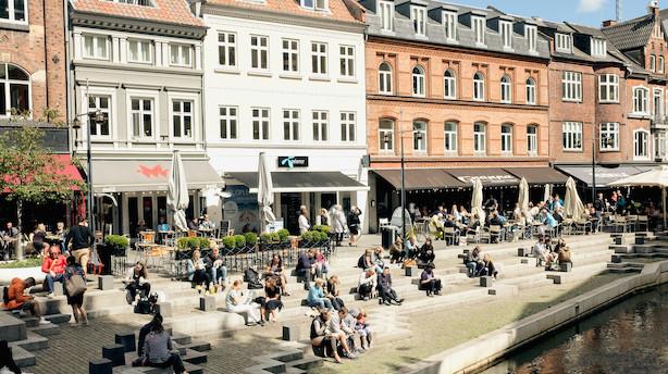 Aarhus - Bedre end Venedig? Helt ærligt...