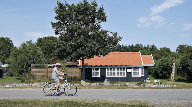 Forbud vakler: Ny lov kan give tyskere lov til at købe danske sommerhuse