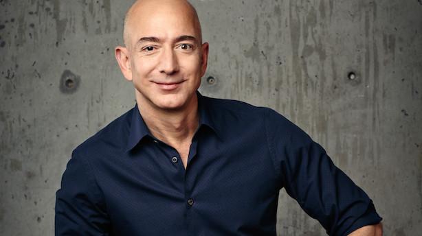 Amazon i seng med Big Pharma: Vil levere receptpligtig medicin