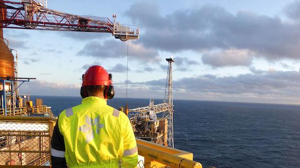 Statoil har fundet en skattekiste med olie i Nordsøen