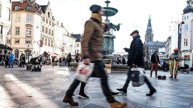 Av: Choktal for dansk vækst - vi går i minus i tredje kvartal