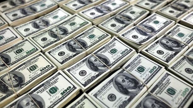 Valuta: Fokus på udvikling i Washington, Bruxelles og Dublin
