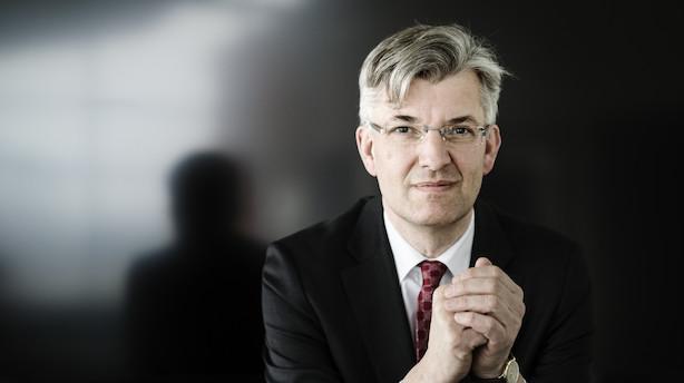 PFA bliver vippet af pensionstrone trods solid vækst