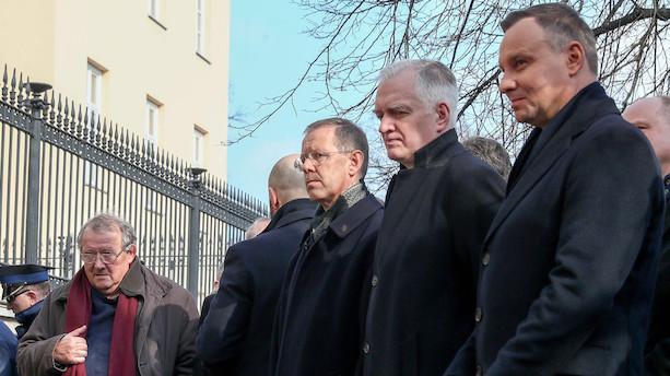 Polen undskylder for fordrivelsen af jøder i 1968