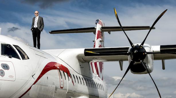 Dansk flymilliardær får ny ejer ombord i livsværket