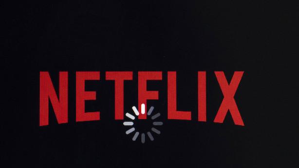 Netflix vil rejse 2 mia dollar