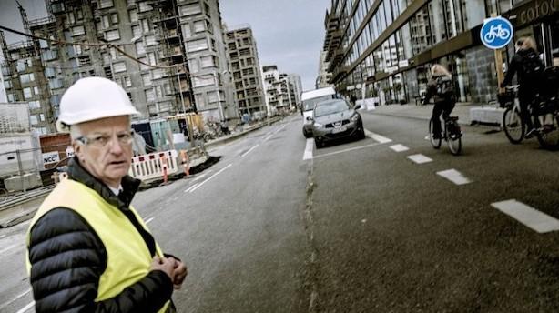 Pensionskæmper stopper samarbejde med Peter Norvig