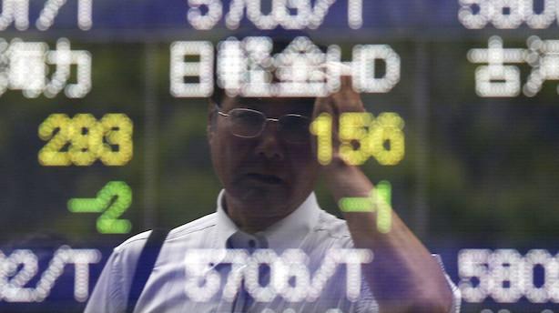 Aktier: Brede stigninger i Asien på håb om handelsaftale
