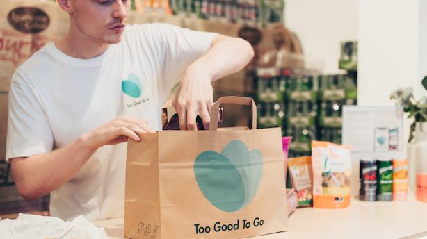 Første fysiske butik slog dørene op i sommer: Nu åbner Too Good To Go en webshop