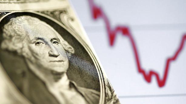 Valuta: Dollar styrket fra svageste nivau i tre måneder