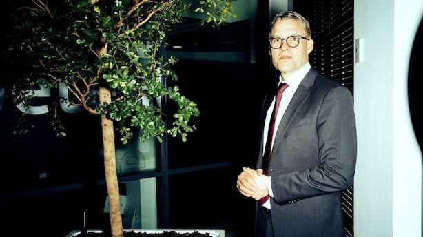 """Jakob Riis gør klar til at angribe """"et af de sværere områder"""" i sin milliardplan for effektiviseringer"""