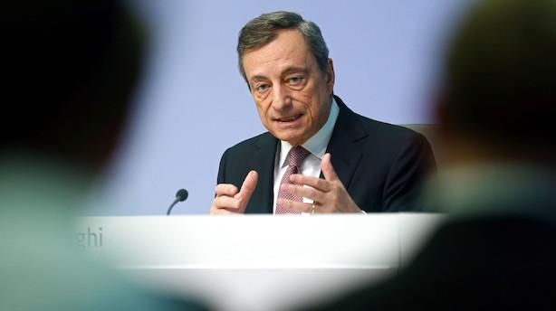 Steen Bocian: Draghis gave ingen rigtigt havde ønsket sig