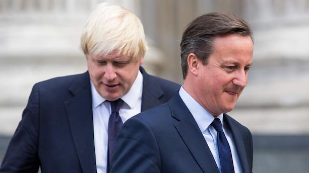 Eks-premierminister kalder Boris Johnson populist