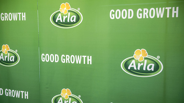 Arla mister finansdirektør: Skifter til hollandsk-belgisk gigant