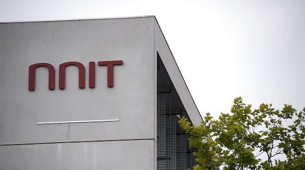 Røde tal fra NNIT: Foreløbigt regnskab udsendt ved en fejl