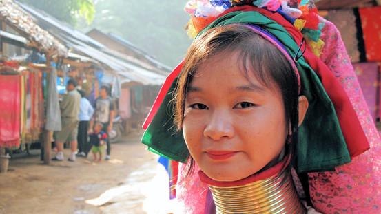 Det autentiske Thailand