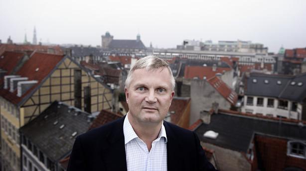 Aldo Petersen ny formand i Brøndby IF