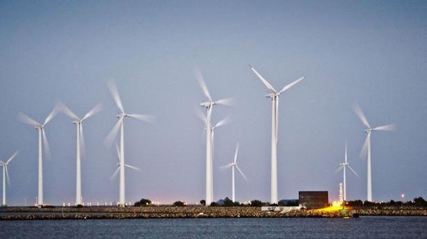 Danmarks vindmøller sætter ny verdensrekord i 2015