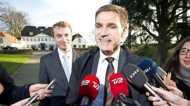 Thulesen: Grænsekontrol er kommet for at blive